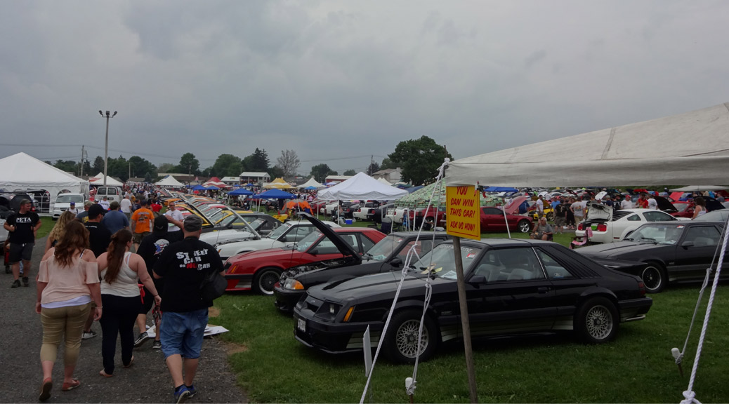 2016 Carlisle Ford Nationals