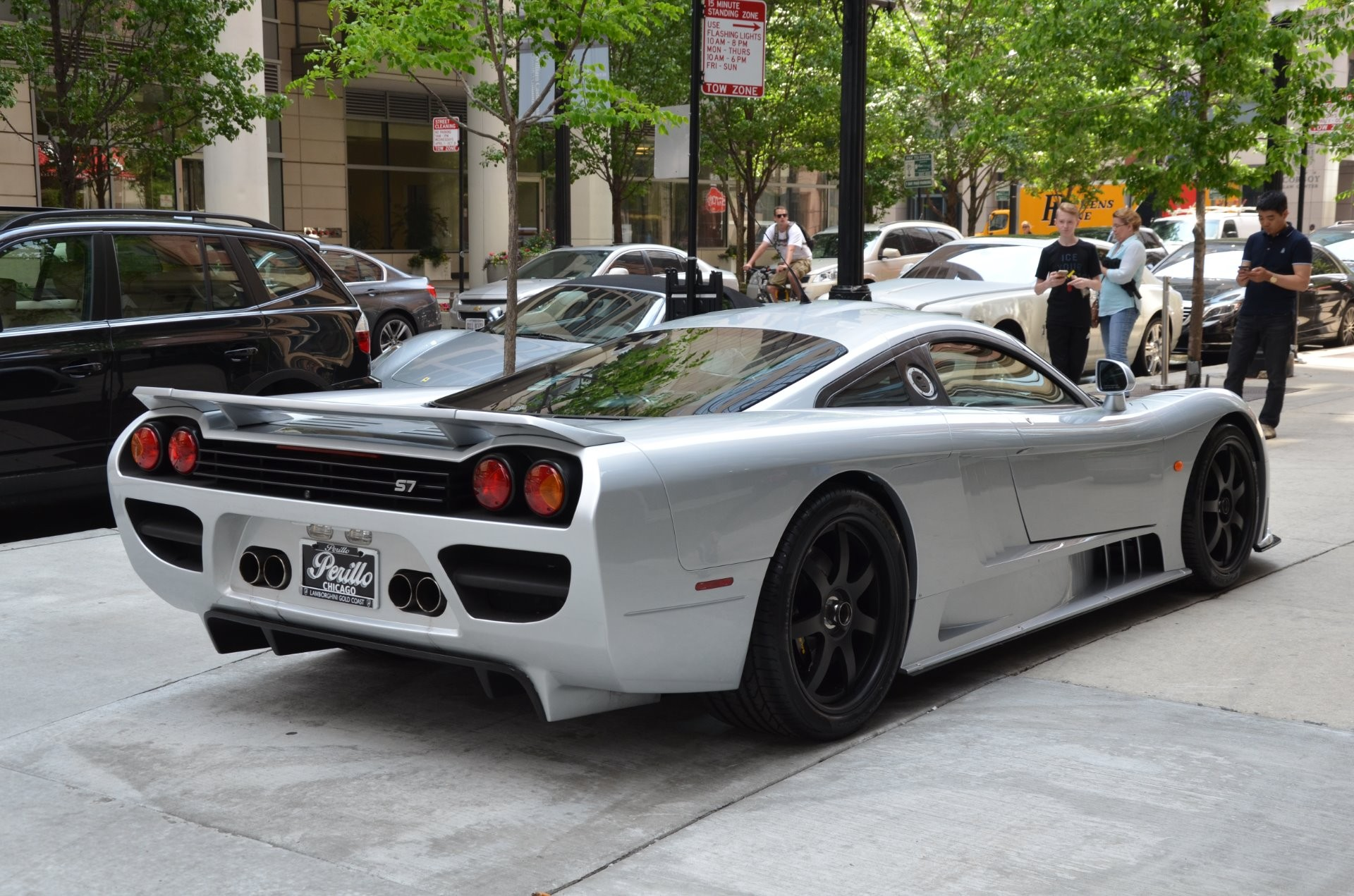 Saleen S7 For Sale >> S7 (03-024) OFFERED BY GOLD COAST AUTO GALLERY