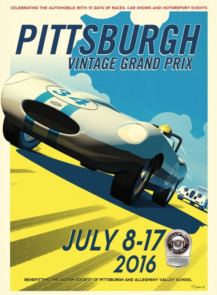 2016 Pittsburgh Vintage Grand Prix