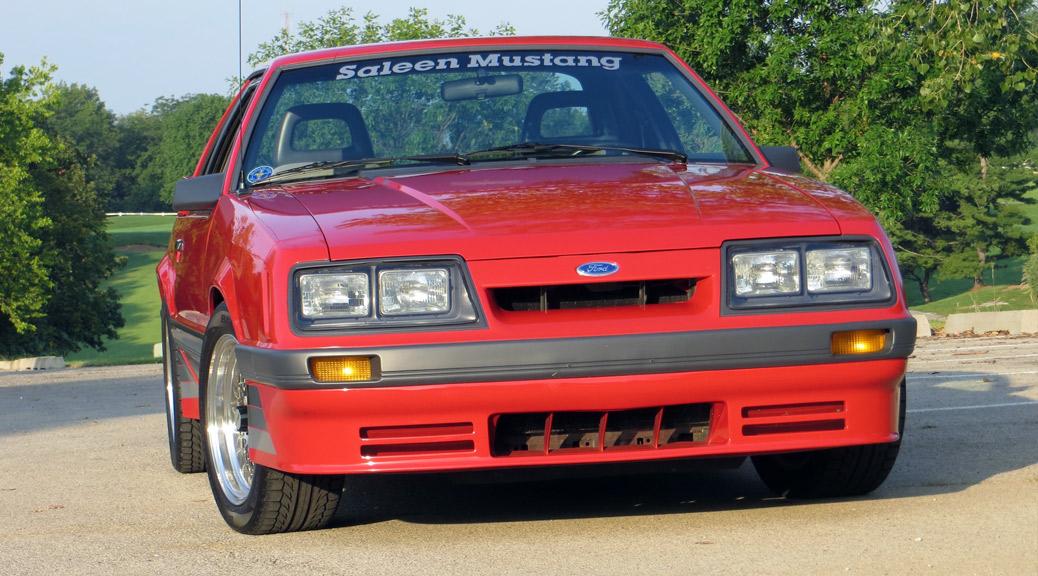 86-0145 Saleen Mustang