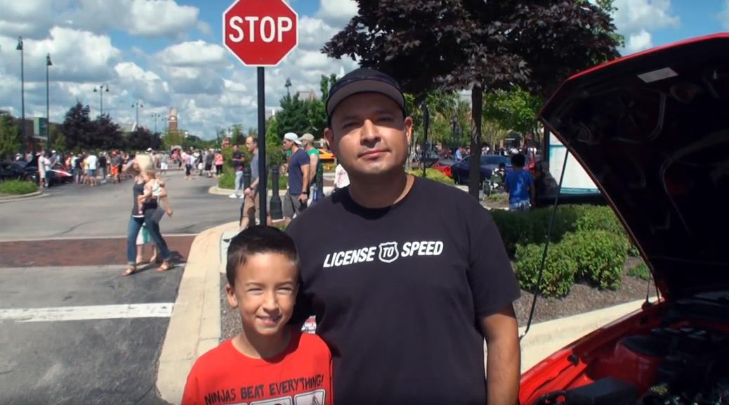 Richard Gonzalez and 06-1316 S281 SC