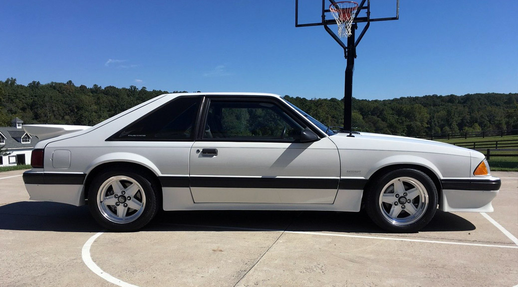89-0352 Saleen Mustang on eBay