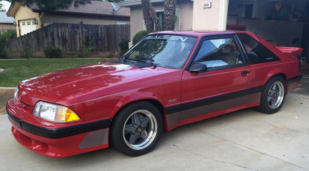 89-0464 Saleen Mustang Hits eBay