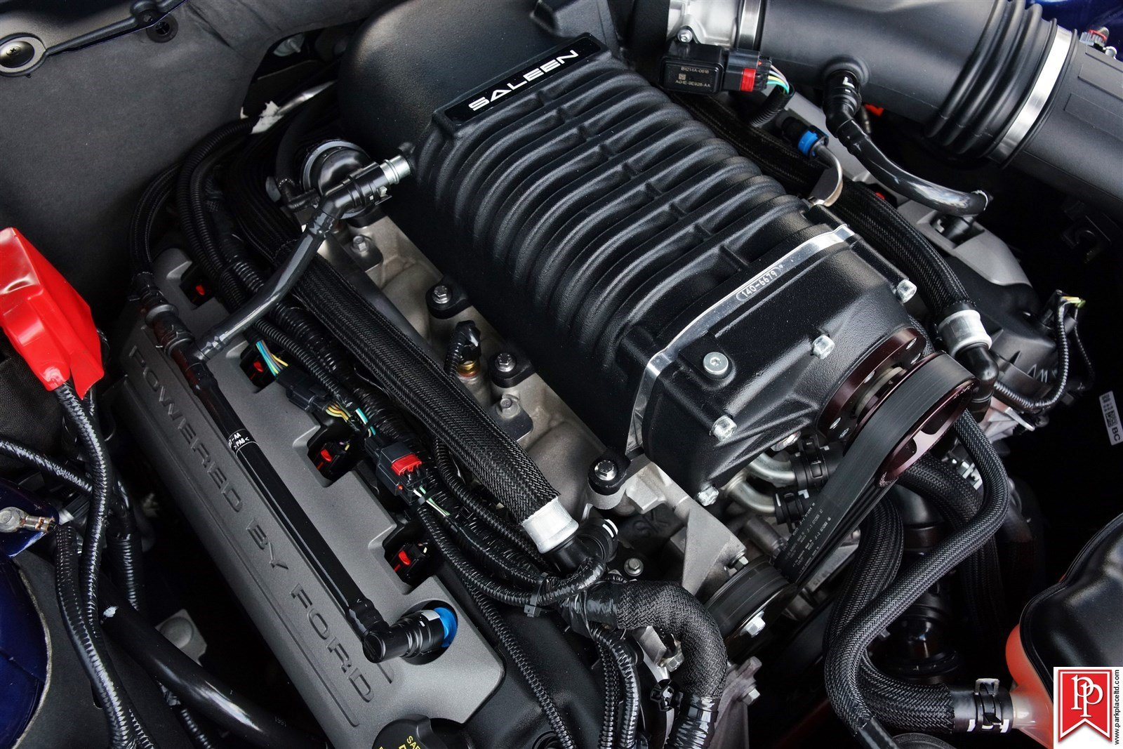 12-015 S302 Black Label Supercharged