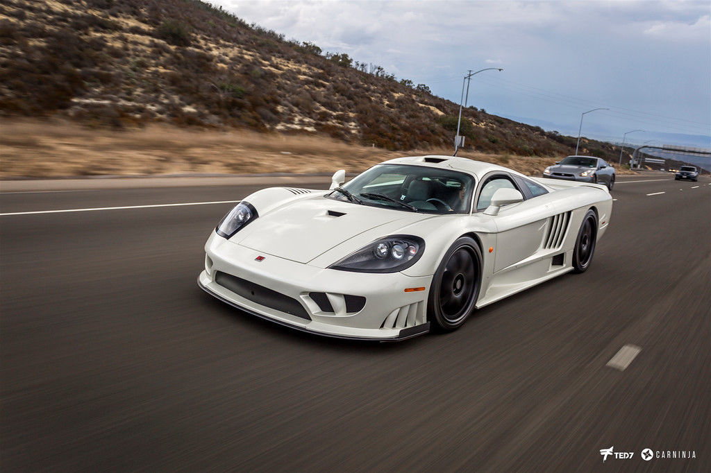 Saleen S7 For Sale >> CUSTOM S7 TWIN TURBO (05-061) LANDS ON eBay