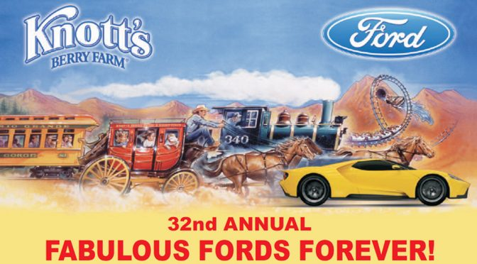 32nd Fabulous Fords Forever