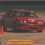 86-0068 Saleen Mustang