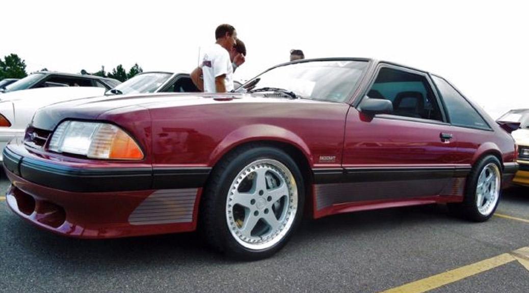 89-0374 Saleen Mustang