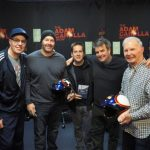PARNELLI JONES, P.J. JONES, & TROY LEE VISITS WITH ADAM CAROLLA ON CARCAST