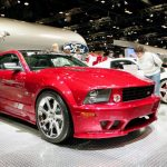 2005 Saleen S281 Scenic Roof Mustang