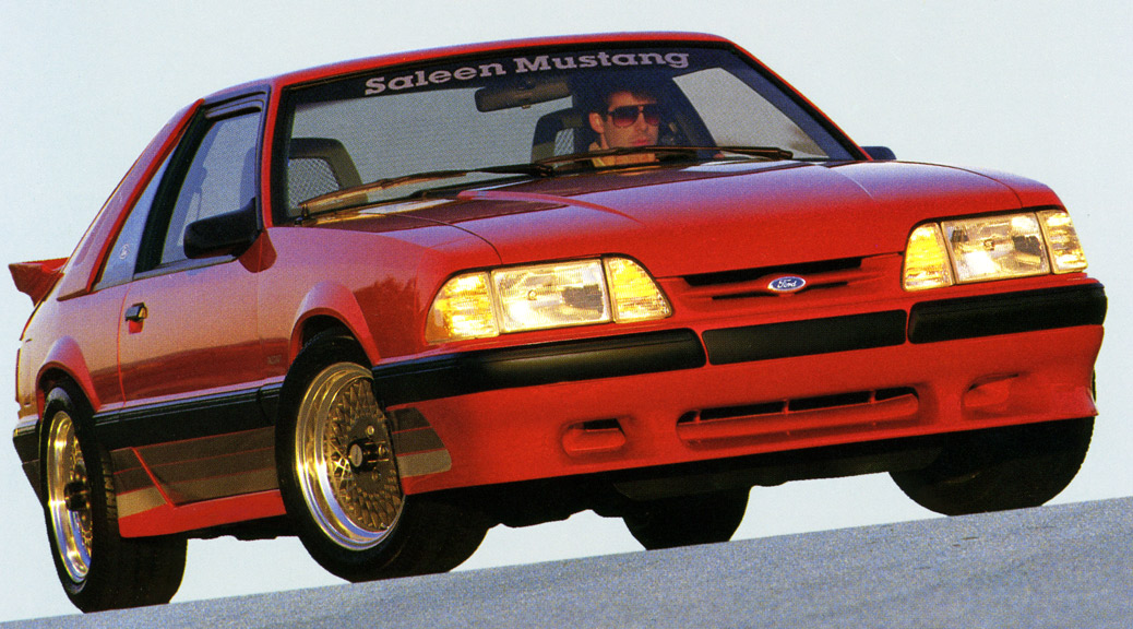 AutoGuide: Fox Mustang