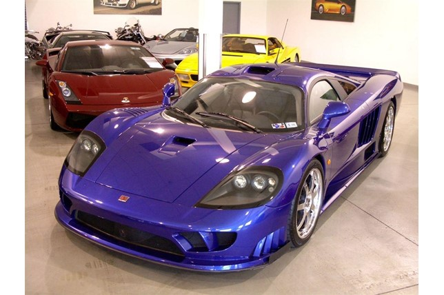 Saleen S7 For Sale >> S7 TWIN TURBO (05-052) FOR SALE