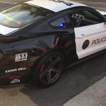 2017 S302 Saleen Mustang - Riverside PD