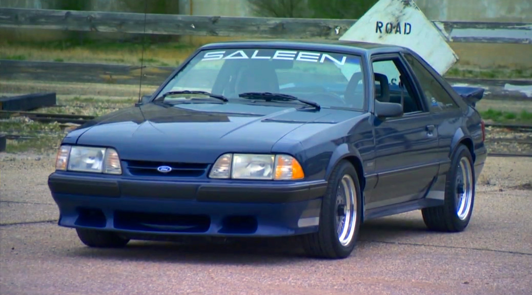 My Classic Car - 1987 Saleen Mustang