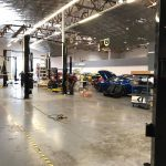 New Dannmar Lifts @ Saleen Production Facility