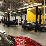 2017 Saleen Production Facility, Corona California.