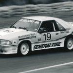 1987 Saleen Autosport / General Tire Saleen Mustang