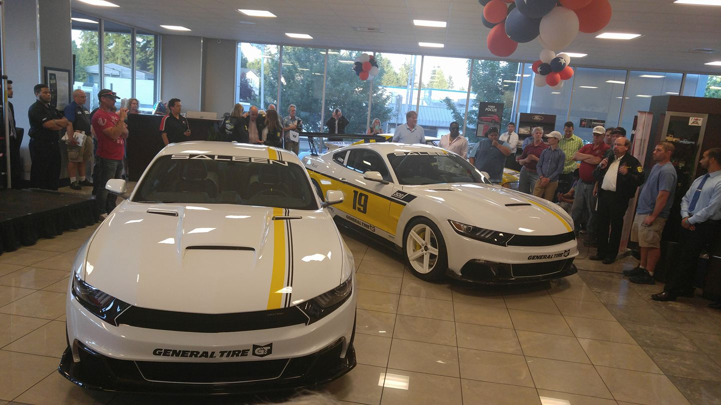 Saleen Owners and Enthusiasts Club SOEC  Aiding The Addicted