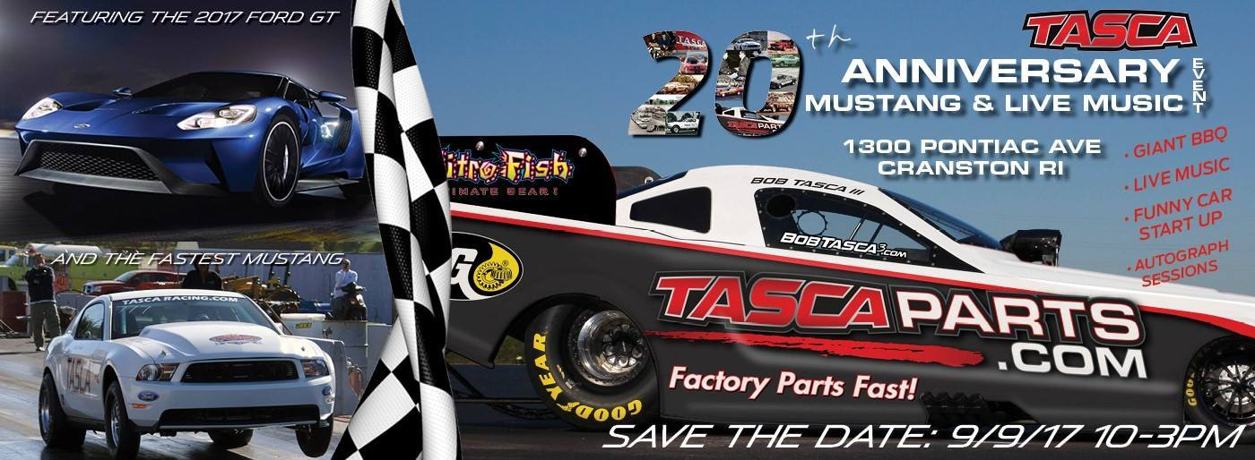 20th Annual Tasca Ford Mustang Show
