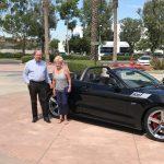 Jeri receives her 2017 S302 Black Label convertible