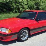 1989 Ford Mustang Saleen Fastback (Mecum)