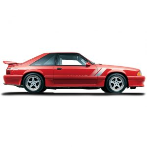 Ground Effect Kit 90-93 Saleen Mustang SC