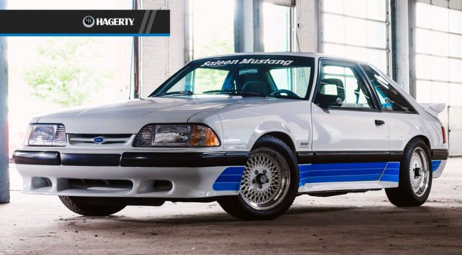 Fox-body Saleen Mustangs: Why I'm buying them