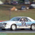 """1986 Saleen Mustang """"R"""" model"""
