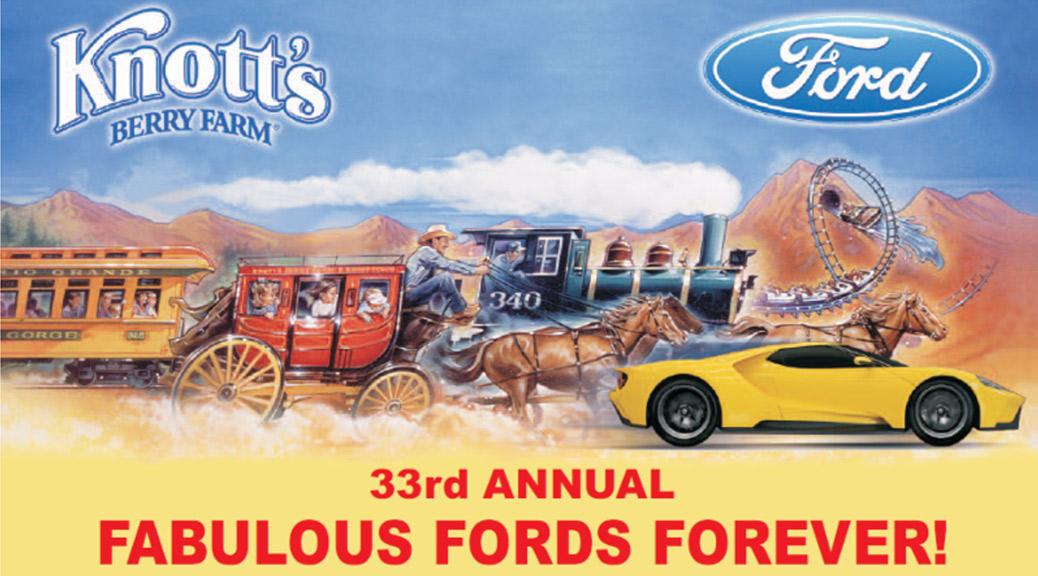 33rd Fabulous Fords Forever