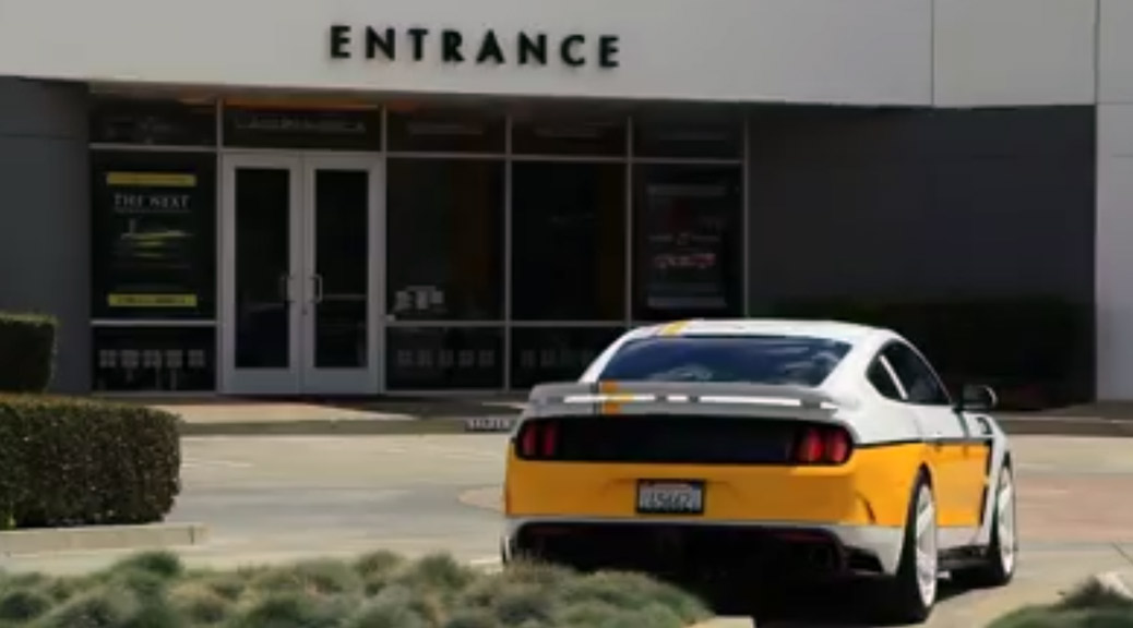 AutoEdits Tour Saleen Automotive