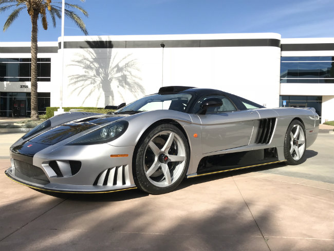 Saleen S7 LM Edition
