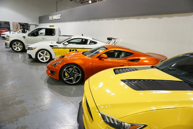 Saleen Automotive, Corona CA