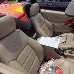 2003 S281 Extreme interior