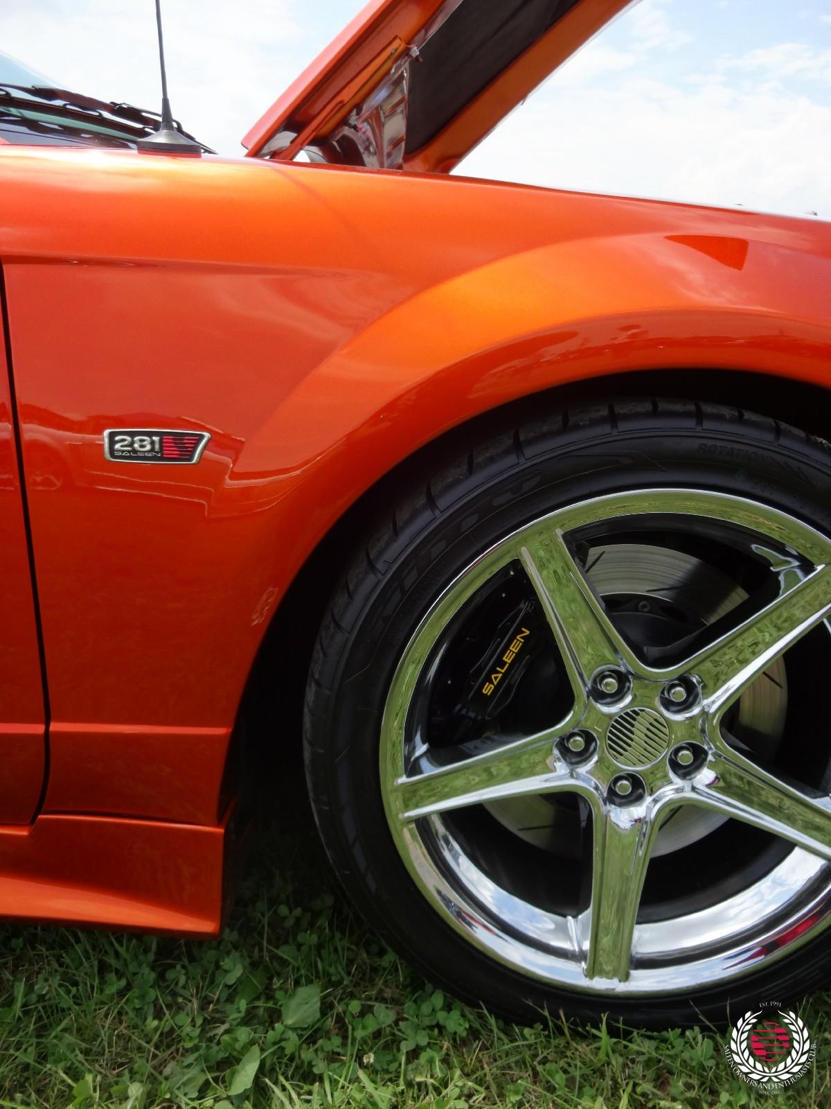 2003 S281 Extreme wheel