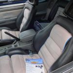 1989 Saleen Mustang custom seat covers