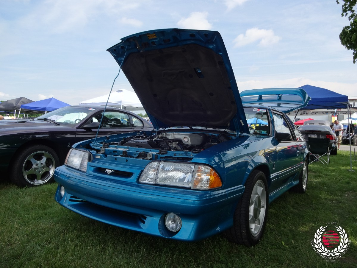 Award winning Philip Scalise 1993 Ford Mustang SVT Cobra