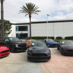 2018 S302 Mustangs