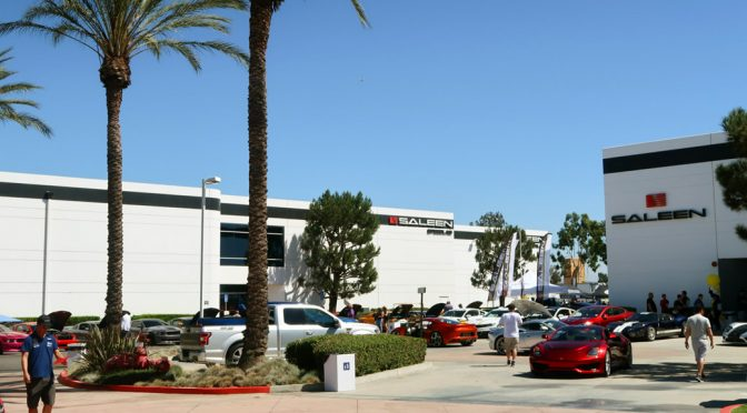 22nd Annual Saleen Show & Open House
