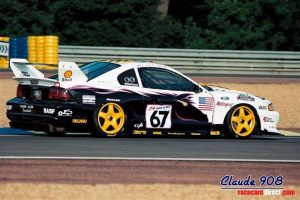 Saleen Mustang LeMans Race Car
