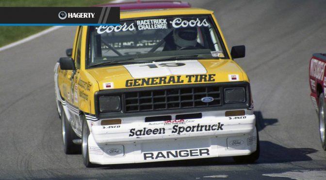 Hagerty: The SCCA Racetruck Challenge