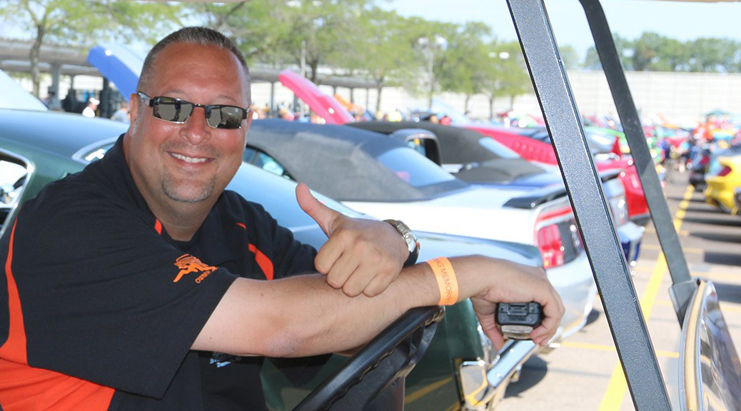 Saleen Auto Hires Mike Rey