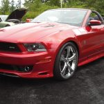11-021 SMS 302 Mustang convertible