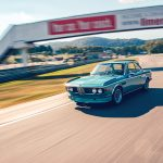 1973 BMW 3.0CSL, photo by DW Burnett
