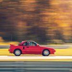 1988 Toyota MR2 S/C, photo by DW Burnett