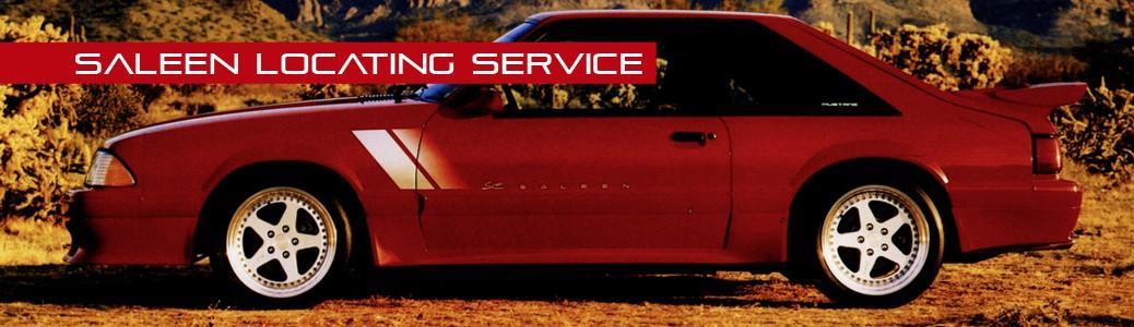 Saleen Locating Service