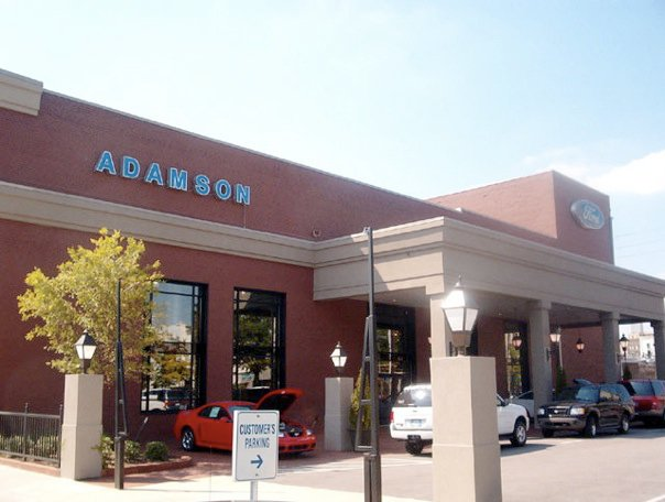 Adamson Ford - Ford Dealer | New and Used Cars Birmingham, AL