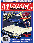 Mustang Illustrated