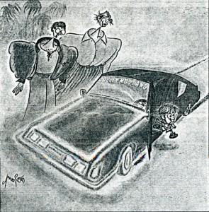 1988 Esquire Saleen Mustang