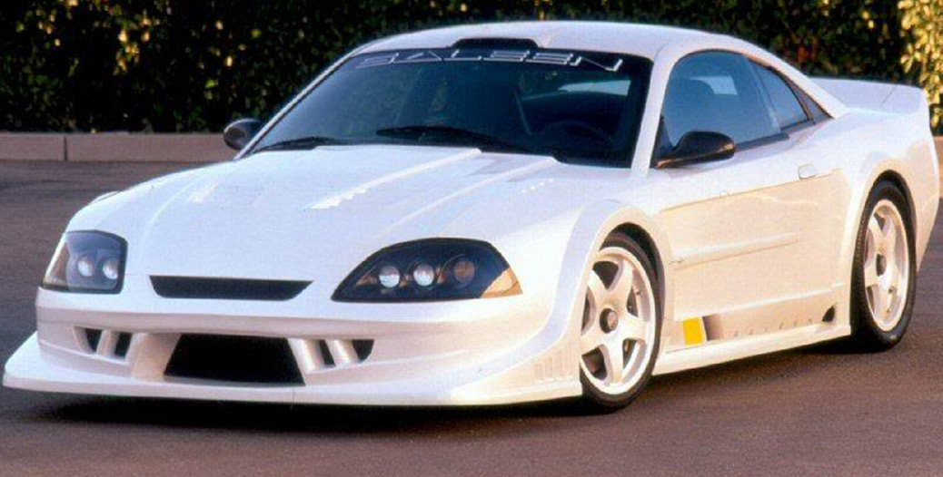 2000 Saleen SR Intro