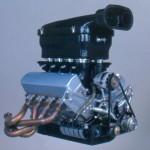 2001 Saleen S7 Engine